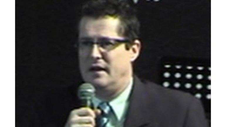 Bruno Gautier - Le baptême d'un ministre
