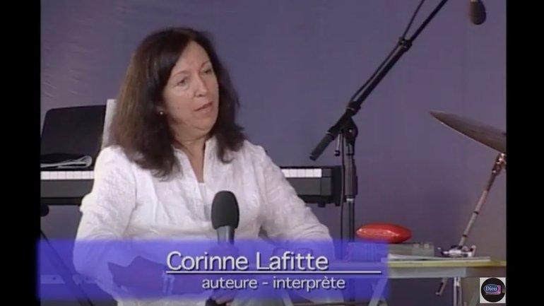 Mise à jour: Corinne Lafitte : j'aime la France