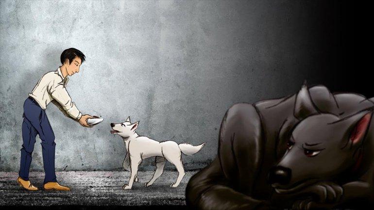 Les deux chiens (140)