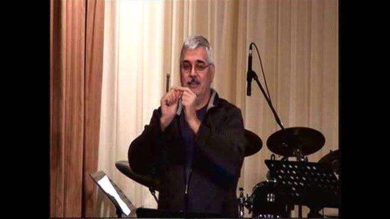 Serge Pinard - La justice de Dieu : Le Notre Père (1)