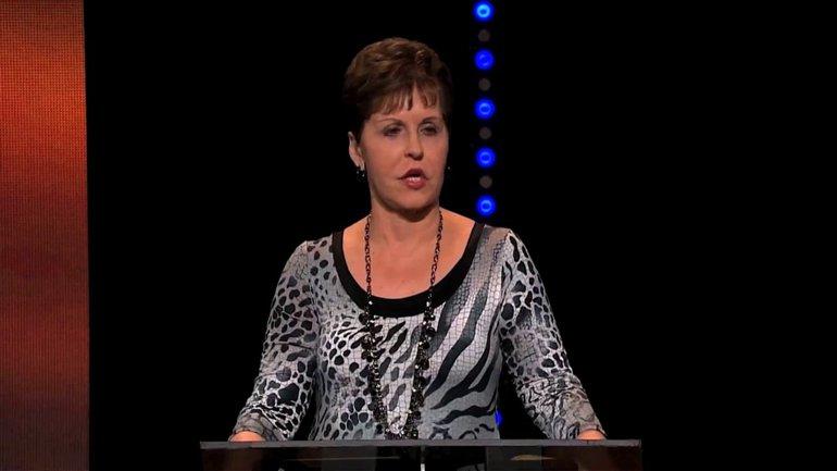 Faire face au péché (2/2) - Joyce Meyer - Fortifié par la foi