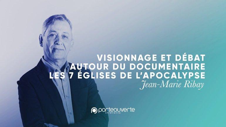 Documentaire à propos de l'Apocalyspe - Jean-Marie Ribay [Culte PO 01/12/2020]