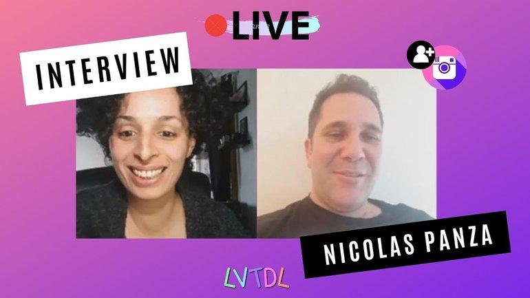 Nicolas PANZA - C'est la saison pour pardonner, briller et aimer - Live Instagram
