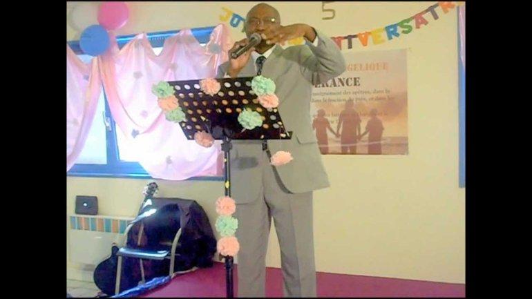 Guy-Rémi Pambou - Victoire sur les démons au Nom de Jésus