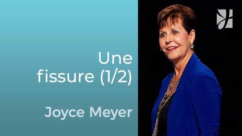 Une fondation fissurée (1/2) - Joyce Meyer - Grandir avec Dieu