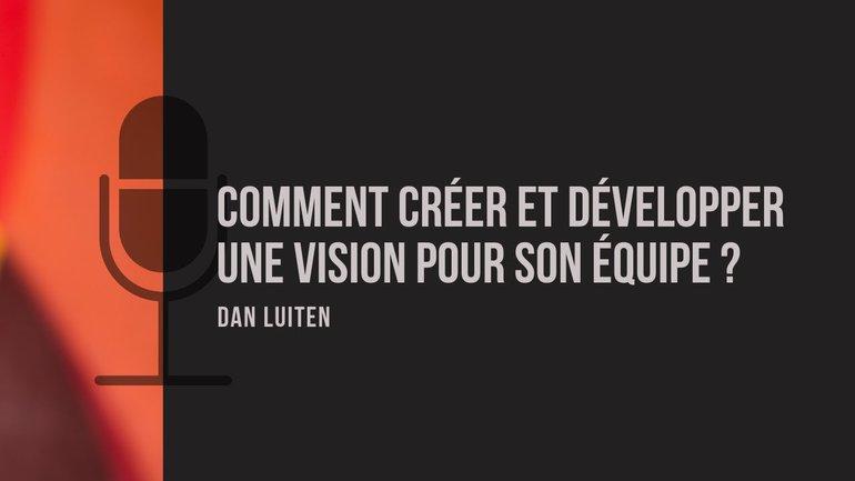 Créer et développer une vision pour son groupe de louange