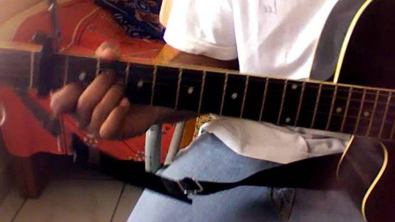Gloire et honneur - Paul Baloche - Tutoriel Guitare