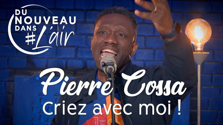 Criez avec moi ! - Pierre Cossa