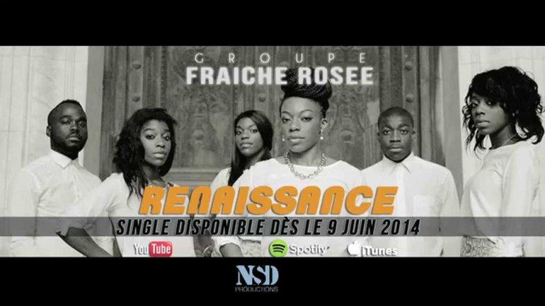 Fraîche Rosée - Renaissance (teaser)