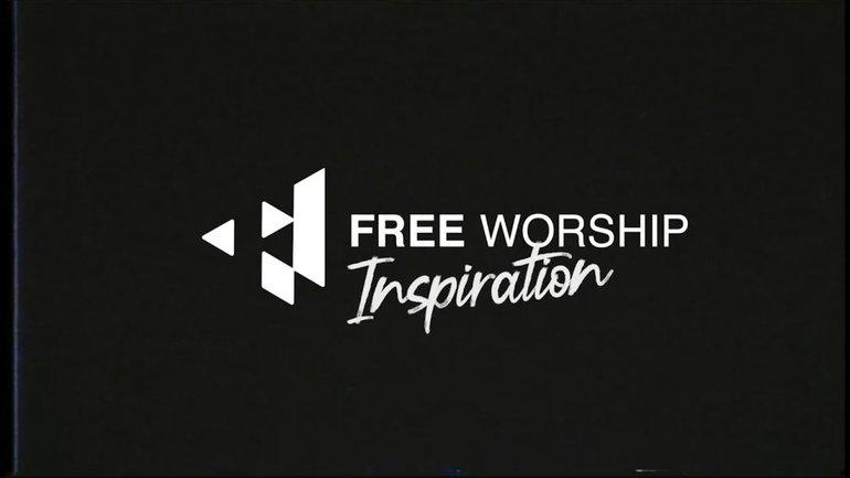 Free Worship Inspiration - Courir avec toi / Quentin Neto