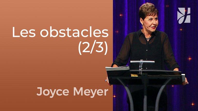 Les obstacles à l'exaucement des prières (2/3) - Joyce Meyer - Fortifié par la foi
