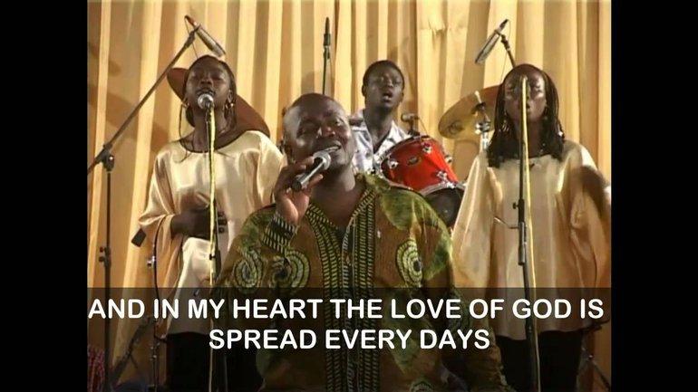 Emmanuel Ngaba et les Amis d'Asaph - Et Dans Mon Coeur