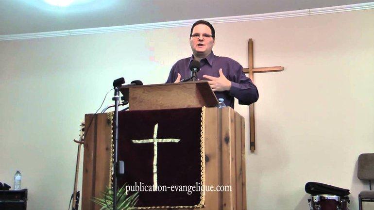 Daniel Poulin - Dieu vous aime et il a un plan merveilleux pour votre vie