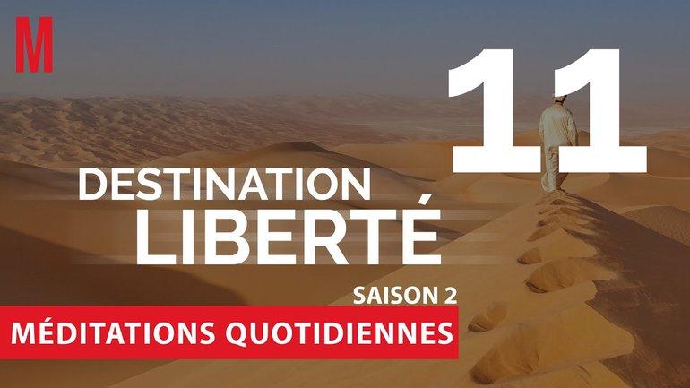 Destination Liberté (S2) Méditation 11 - Exode 18.19-26 - Église M