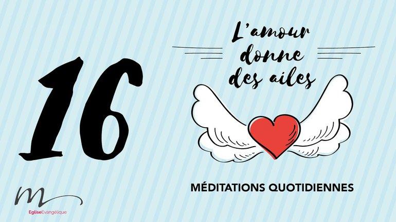 L'amour Méditation 16 - Le caprice : l'extravagance du désir - 2 Samuel 23.15-17 - Église M