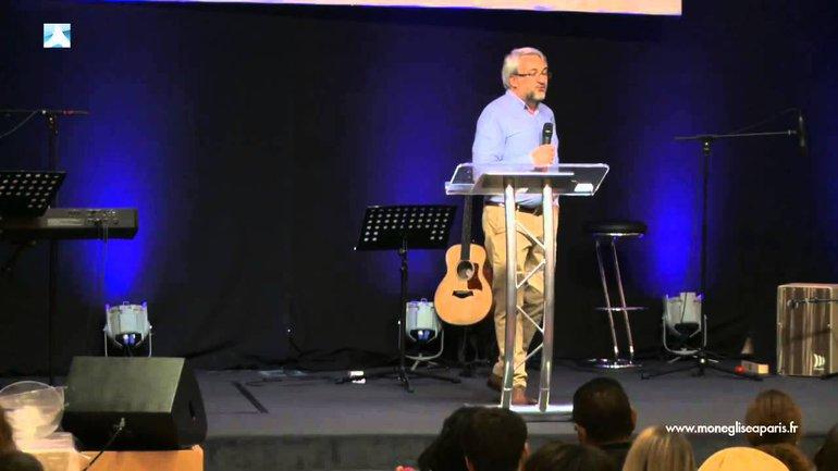 Franck Lefillatre: Quand Jésus lèvera le voile de la mariée