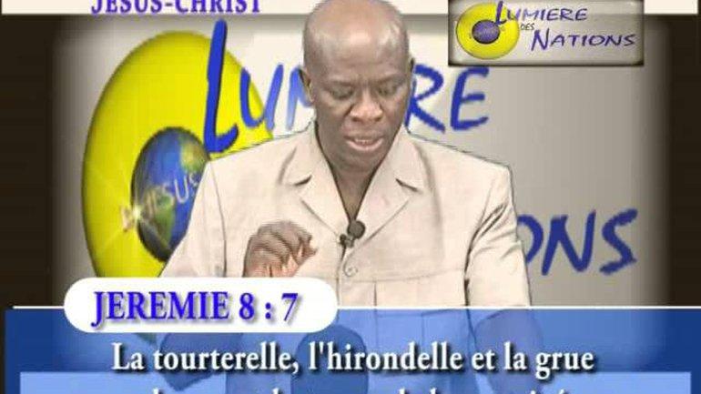 Joseph Ouedraogo - Les lois de la justice de Dieu