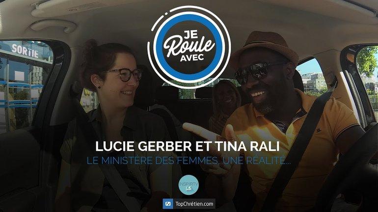 Je roule avec - Lucie Gerber et Tina Rali
