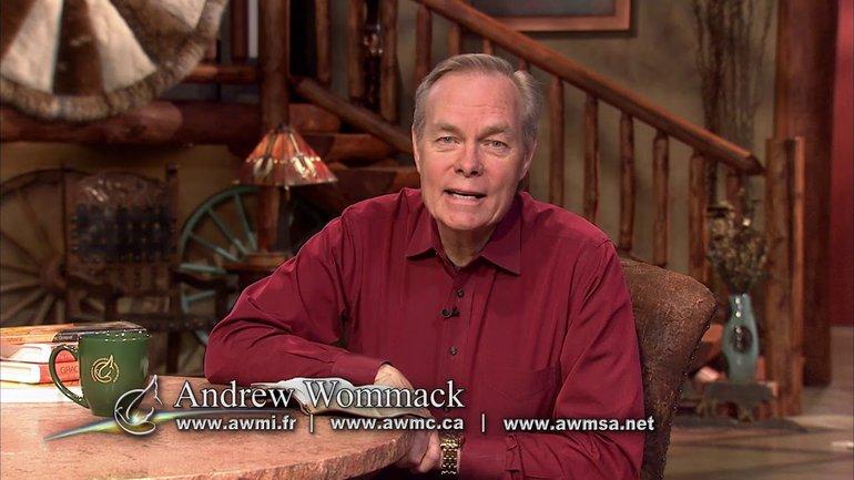 La Grâce, la Puissance de l'Évangile Épisode 5 - Andrew Wommack