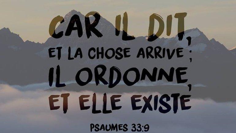 Mon ami(e), Dieu veut vous donner du succès