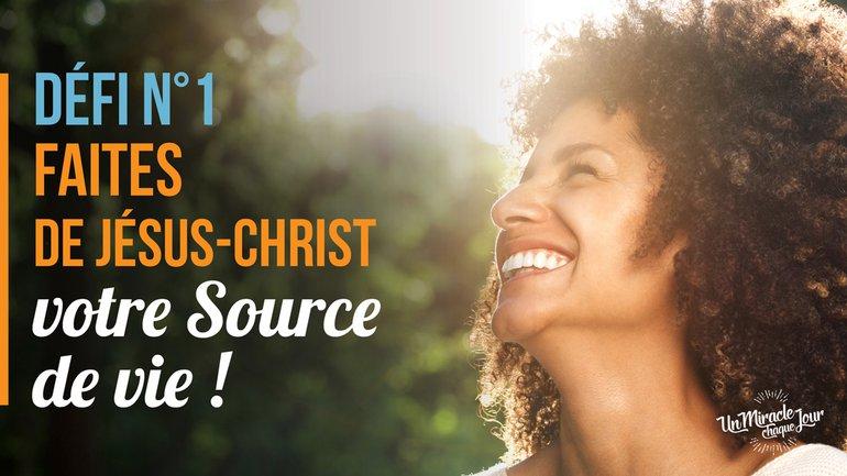 💧 Vous avez soif de Dieu !
