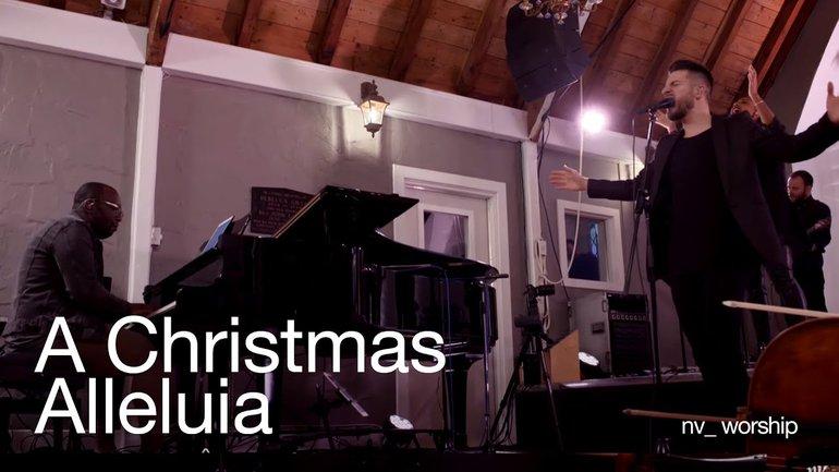 A Christmas Alleluia _NV Worship