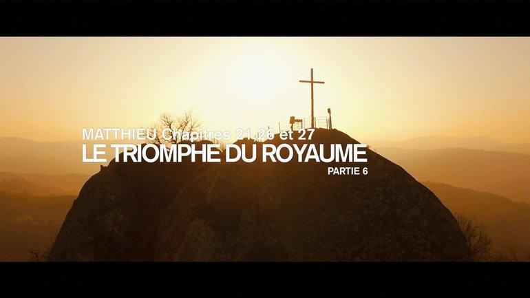Le Royaume de Dieu: Le Triomphe du Royaume - Ivan Carluer (6/7)