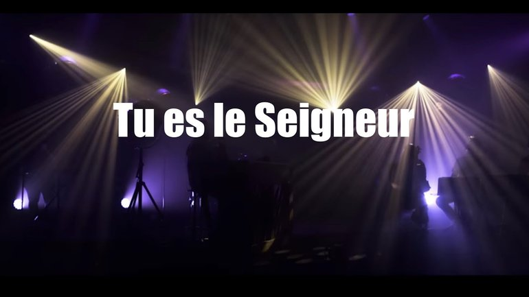 Tu es le Seigneur, Jem 963 - Sylvain Freymond & Louange vivante