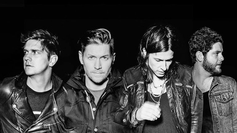 Les coulisses du dernier single de NEEDTOBREATHE – Happiness