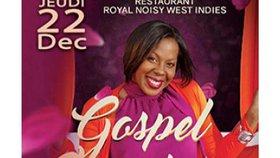 Jessica Dorsey & Family présentent Gospel Christmas - le 22 Decembre – à Noisy le grand (93)