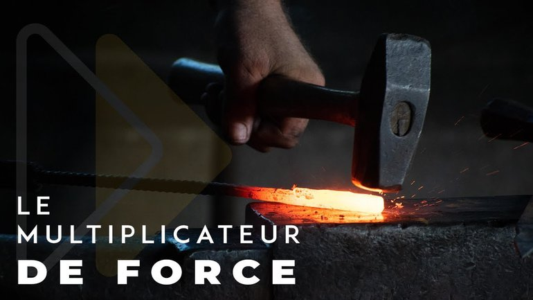 Le multiplicateur de force - Paul Marc Goulet