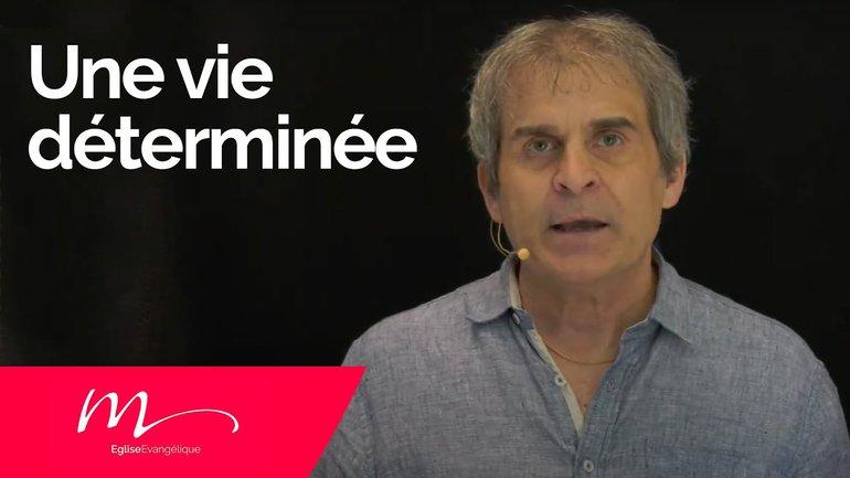 Une vie déterminée - Jean-Pierre Civelli