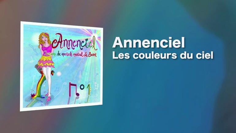 Les couleurs du ciel - Annenciel