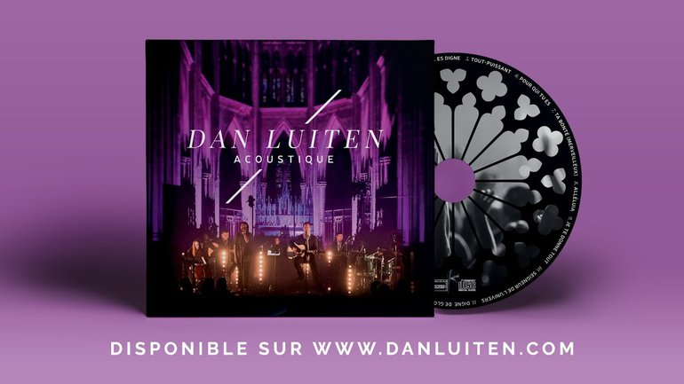 Digne de gloire - Dan Luiten - Live Acoustique