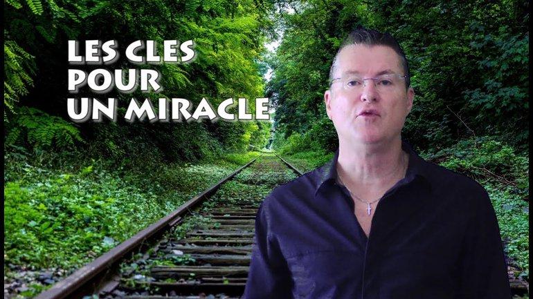 Les Clés du Miracle Bruno GAUTIER / MBMINISTERE