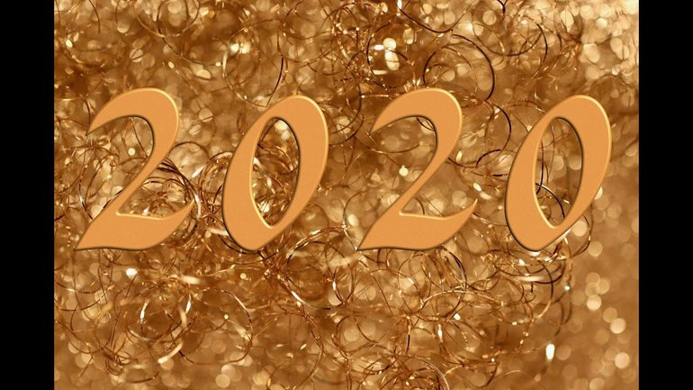Mes meilleurs vœux pour 2020