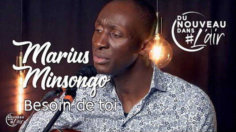 Besoin de toi - Marius Minsongo