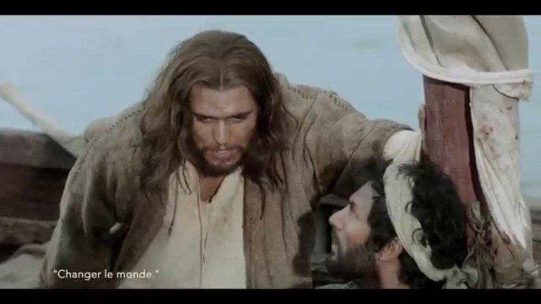 """Mark Burnett et Roma Downey """"La Bible, une histoire où Dieu rencontre l'Homme"""""""