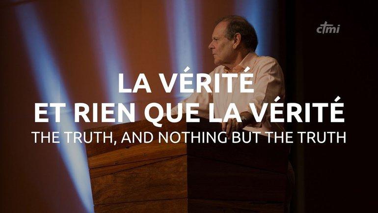 La vérité et rien que la vérité | Miki Hardy | 06/09/2020