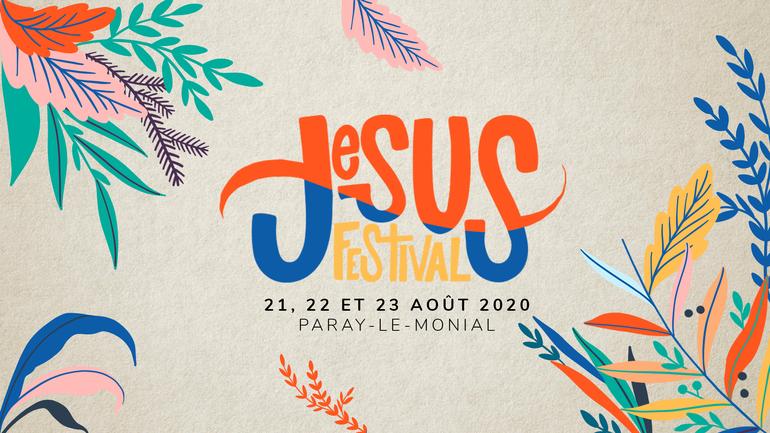 Jesus Festival 2020 🎶 Et les artistes sont... 🎉