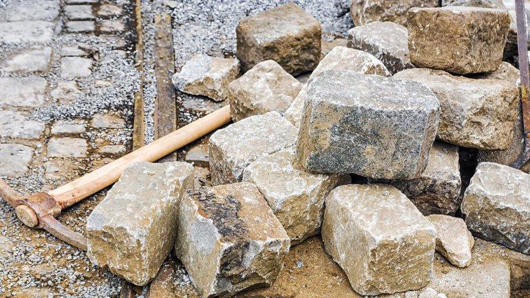 Extraire des pierres