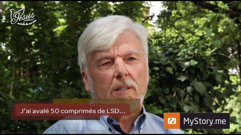 "L'histoire de Marcel Poggioli : ""J'ai avalé 50 comprimés de LSD"""
