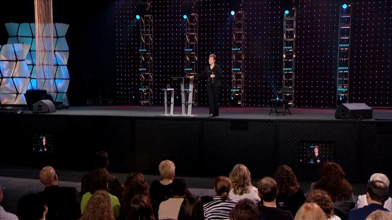 Laissez libre cours à votre foi (1/2) - Joyce Meyer - Fortifié par la foi
