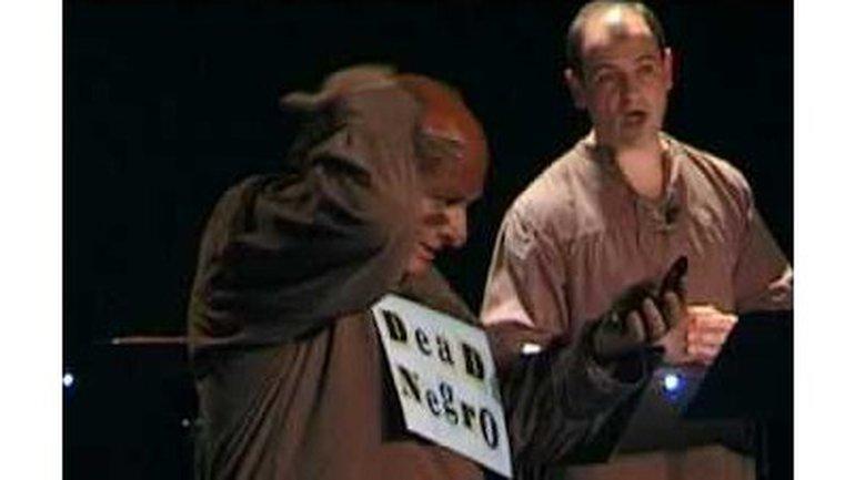 Bande annonce du spectacle-lecture d'après le livre de Martin Luther King