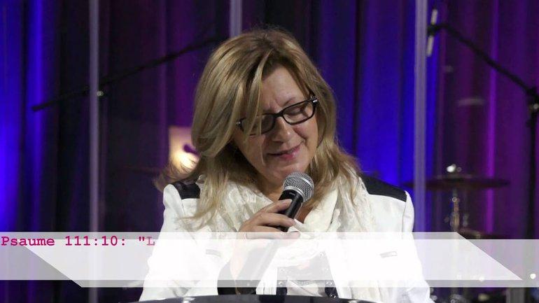 Marie-Claire BUIS - La crainte de l'Eternel