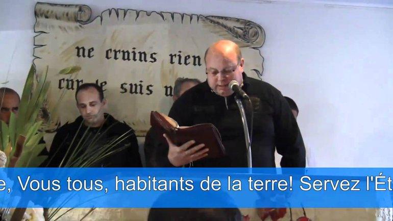 Chorale d'hommes - Mon Sauveur