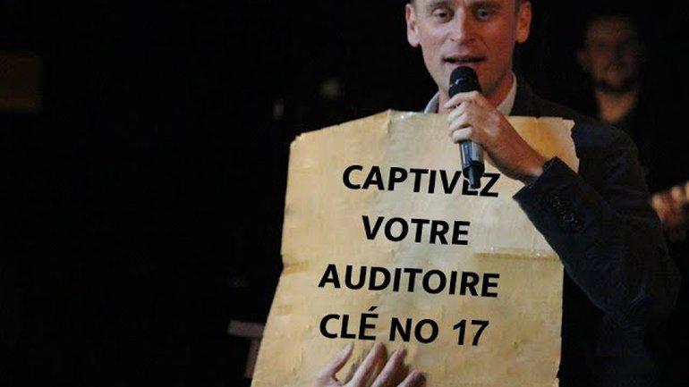 Captivez Votre Auditoire Clé No 17
