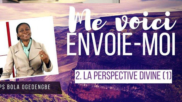 Bola Ogedengbe - La perspective divine (2)