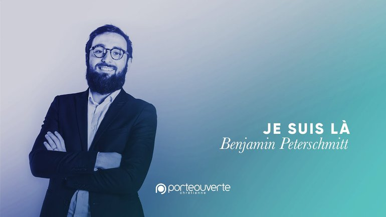 Je suis là - Benjamin Peterschmitt [Culte PO 08/12/2020]