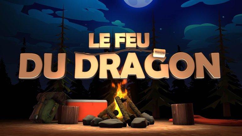 Le feu du dragon (épisode#10) _Feu de camp